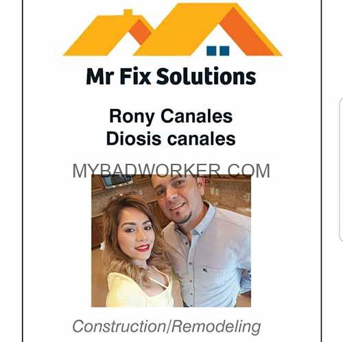 mr fix solutions